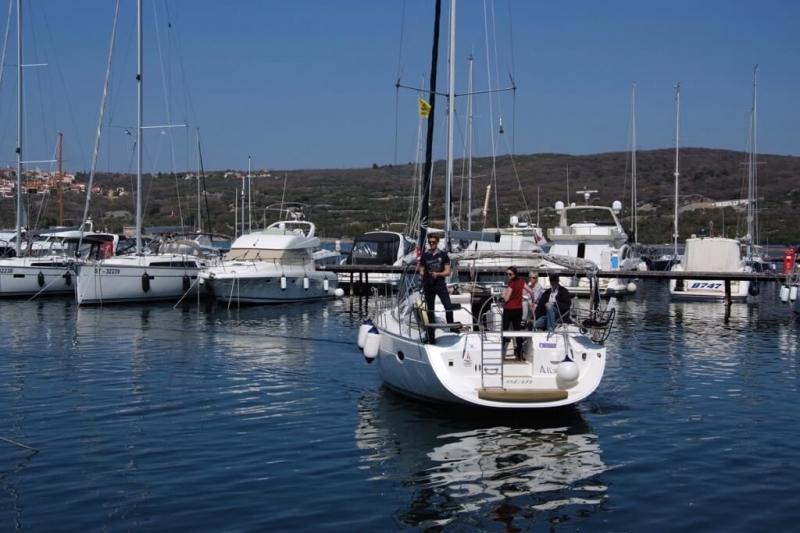 Skiper trening (30.03.-02.04.2017) - Garant Charter, Marina Punat, otok Krk